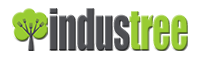 embossed-industree-logo